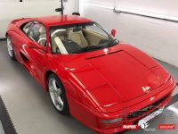 Ferrari Detailing York