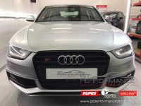 Audi S4 Detailing York