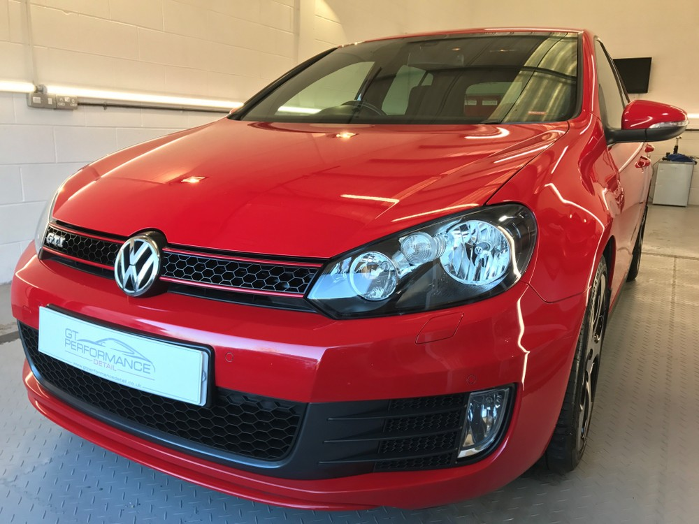 VW Golf GTi Detailing York