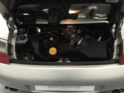Porsche 996 C4 Paint Correction & Wheel Refurbishment