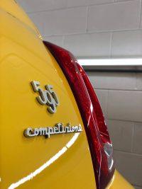 Yamaha Abarth 595
