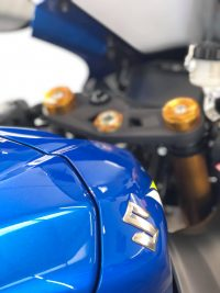 Suzuki GSXR 1000 R Detailing