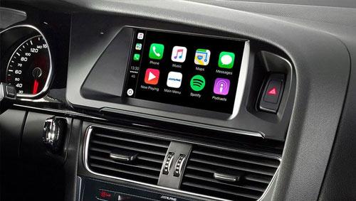Audi Audio System